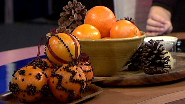 Classic holiday decorations you can make at home