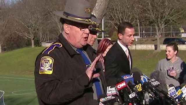 Conn. State Police: School shooter is dead