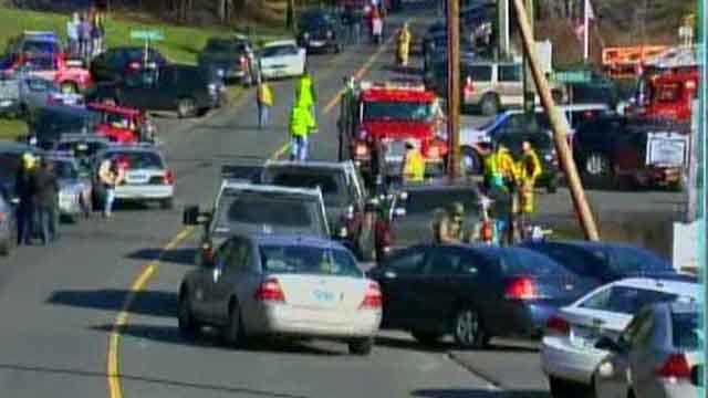 Report: 26 people dead in Connecticut school shooting