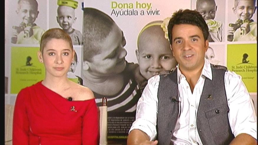 Puerto Rican singer Luis Fonsi considers giving back to children diagnosed with cancer as one of his biggest accomplishments.