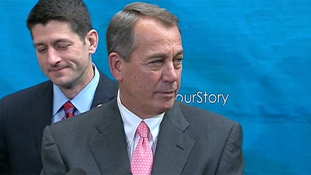 Why is the budget debate causing the GOP such consternation?