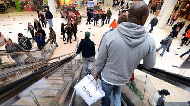 Do men really hate Christmas shopping?