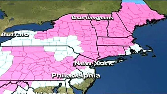 Northeast braces for another winter storm