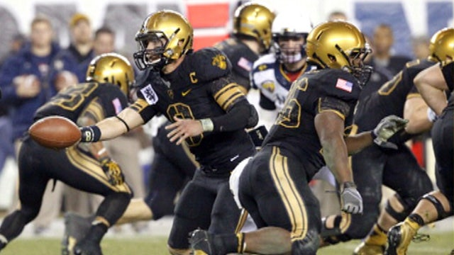 Importance of the Army-Navy game