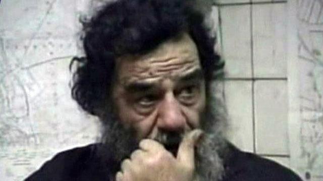 Inside the hunt for Saddam Hussein