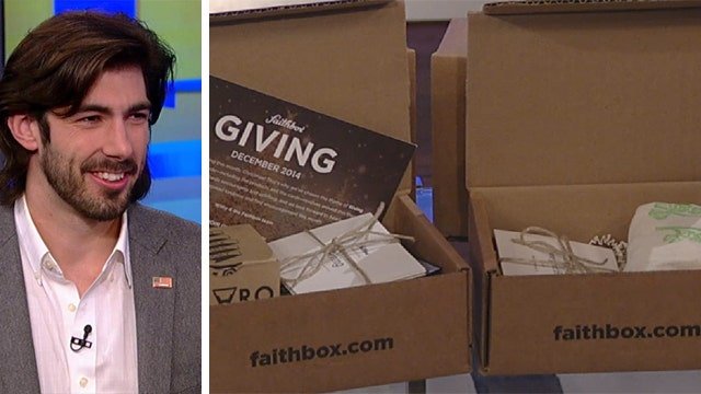 Faithbox delivers inspiration to your doorstep