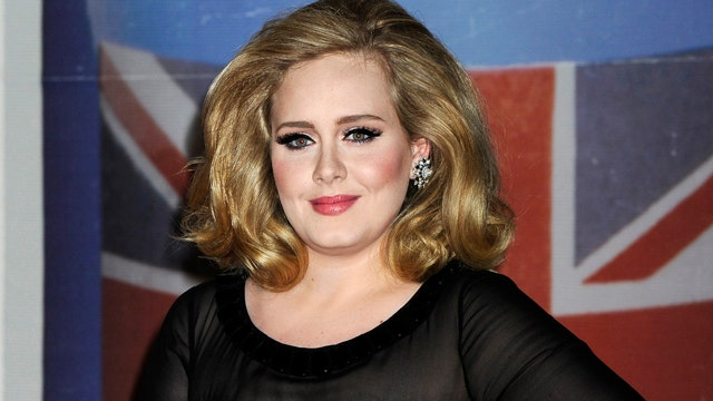 Hollywood Nation: Adele is an iTunes queen