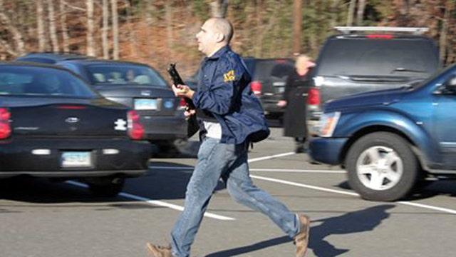 Dispatch audio reveals police response to school shooting