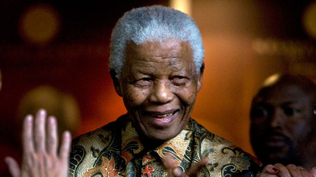 Mandela coverage: Serious or silly?