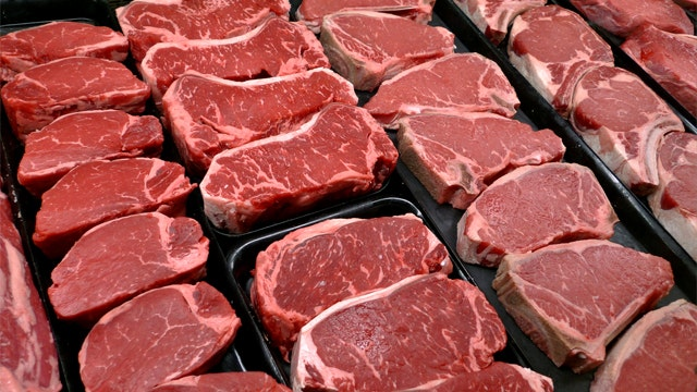 FDA phasing out antibiotics in animal meat