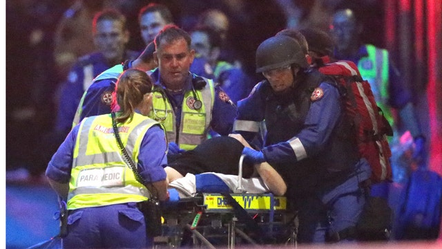Australian hostage drama: A warning to the US
