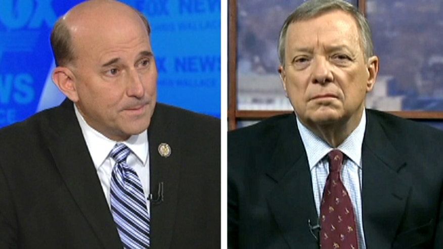 Sen. Dick Durbin, Rep. Louie Gohmert weigh in