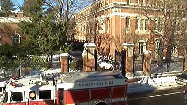Harvard students evacuated from four campus buildings