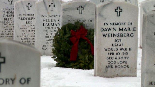 Wreaths Across America remembers the fallen