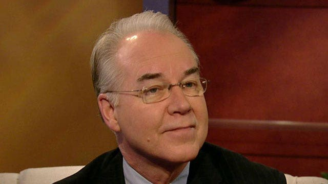Rep. Tom Price's plan to save $2.3 trillion over 10 years