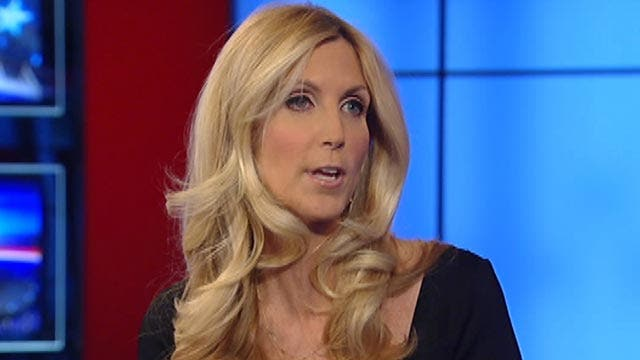 Ann Coulter discusses media's coverage of mass murders