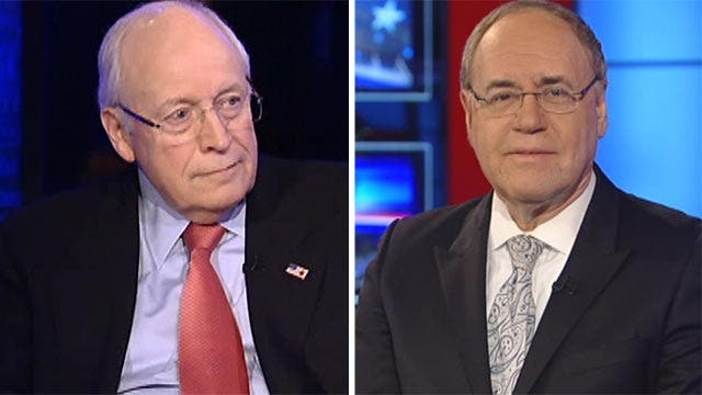 Exclusive look at Dr. Siegel's interview with Dick Cheney