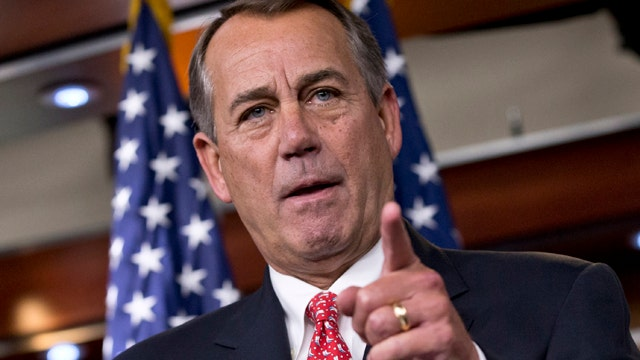 Political Insiders 12/16/2013: Boehner's attack on Right