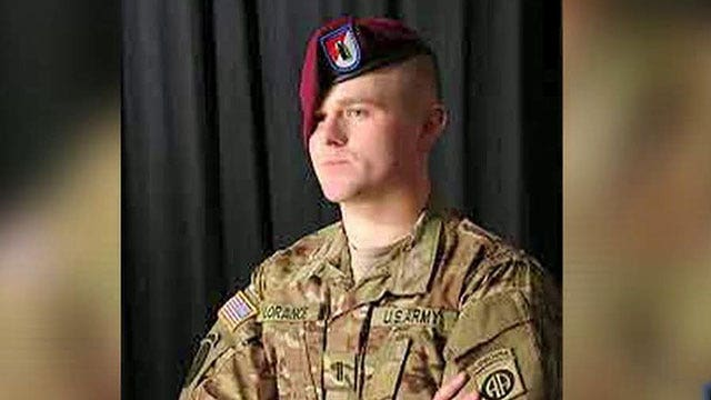 Calls for clemency for soldier locked up in Leavenworth