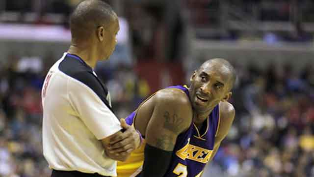 Will Kobe ever become a better teammate?