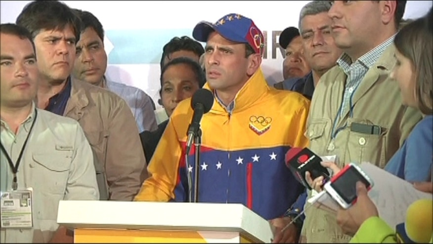 The good news for the opposition? The re-election of its top leader, Henrique Capriles.