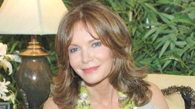 Jaclyn Smith 2014 Hair