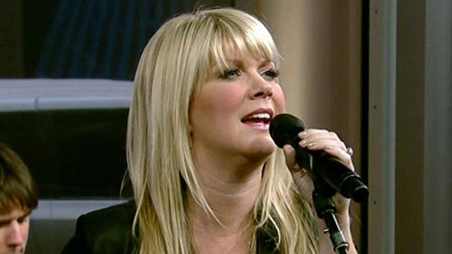 Natalie Grant performs Grammy-nominated single 'Hurricane'