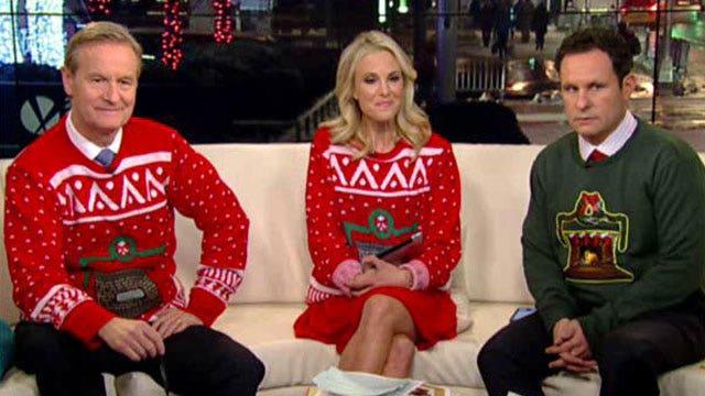 Fox Flash: Ugly sweaters