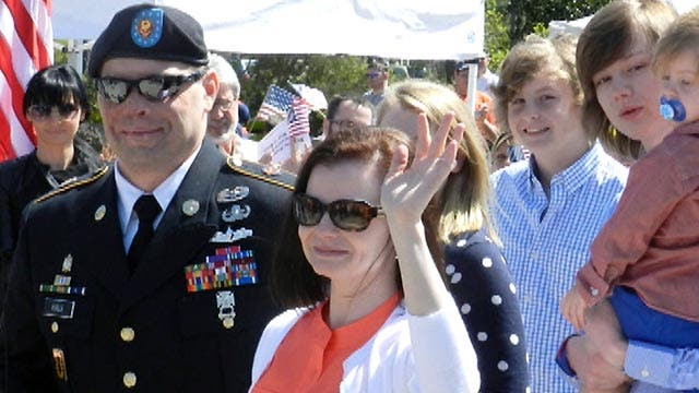 How Building Homes for Heroes is helping veterans