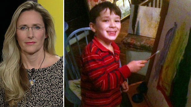 Mother of Sandy Hook victim on learning to forgive