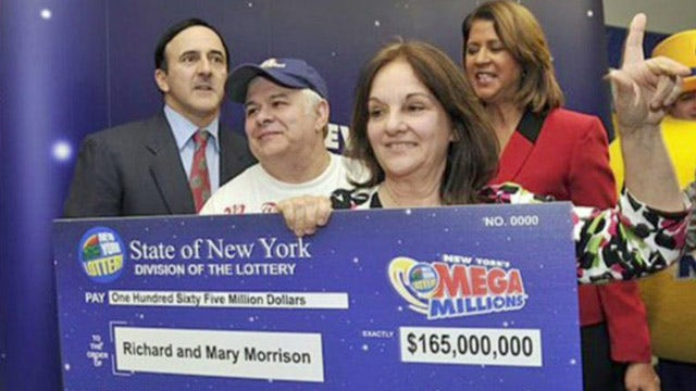 Lottery winner says 'be smart' if you hit the jackpot