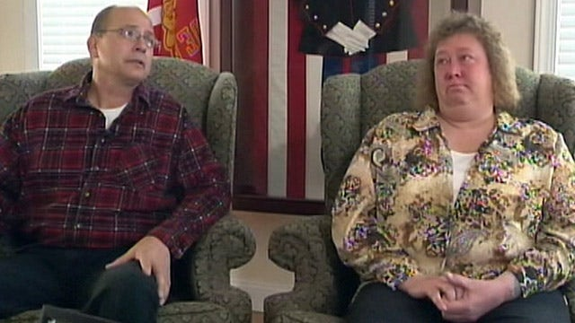 Parents outraged over Marine's missing heart
