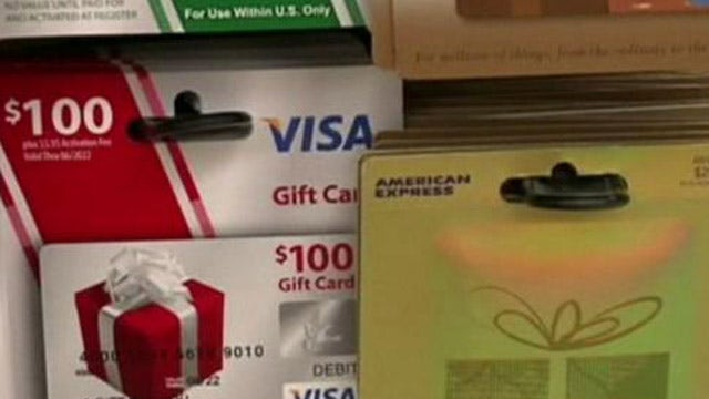 Holiday shopping alert: How to avoid gift card scams