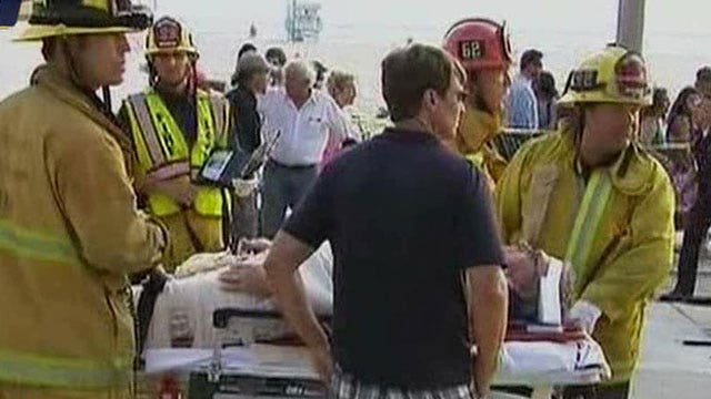 Latest in Venice Beach car crash case, Amanda Knox retrial