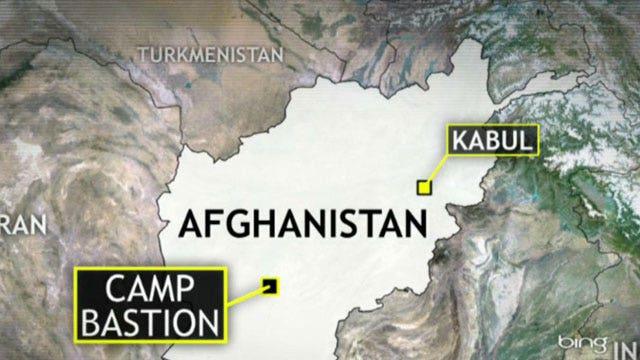 Six American troops killed in Afghanistan plane crash