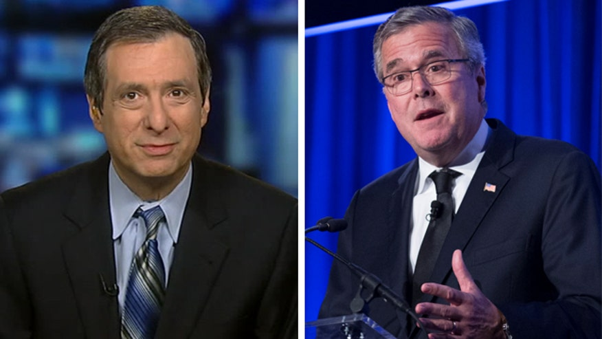 'Media Buzz' host on reaction to Bush exploring presidential run