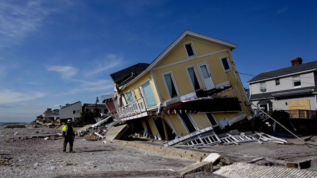 Pork projects stuffed into hurricane recovery bill?