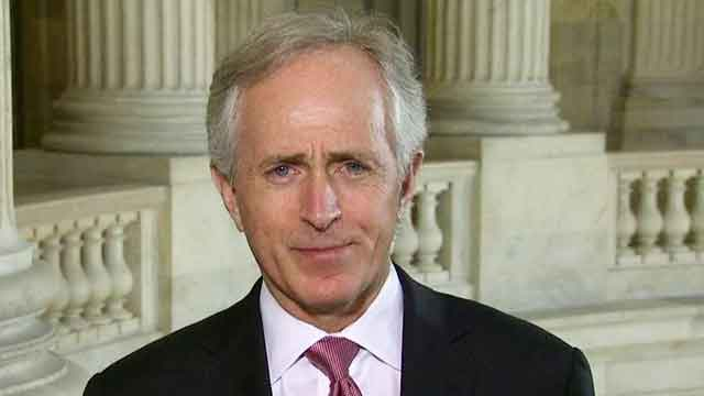 Corker: We're 'not even close' to a budget deal
