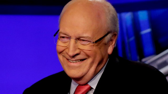 Cheney opens up on live-saving heart procedures