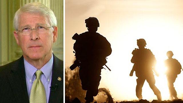 Sen. Wicker: Budget puts 'huge burden' on military retirees