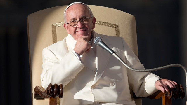 BIAS BASH: Is the media a fan of Pope Francis?