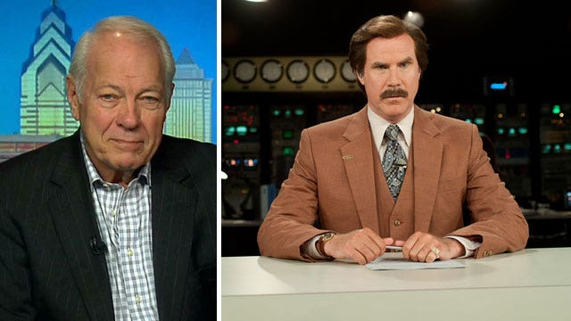 What Mort Crim thinks of 'Anchorman 2'