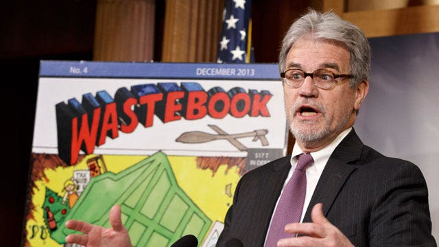 Wastebook 2013 shows government pork
