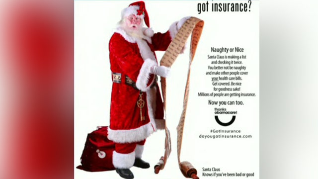ObamaCare Christmas push: Politics of desperation?
