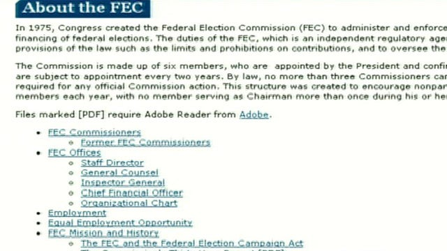 Report: Chinese hackers attacked FEC website in October