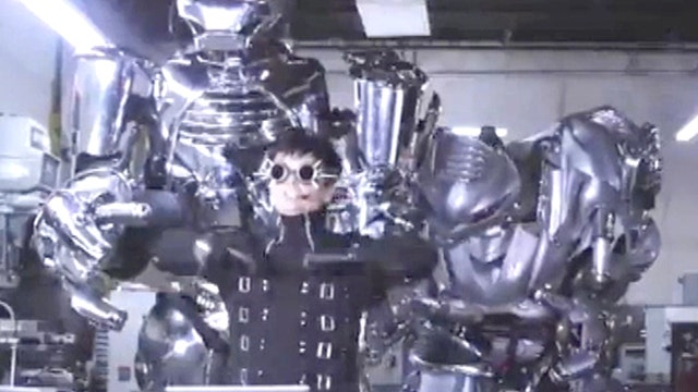 Can these robots replace today's pop stars?