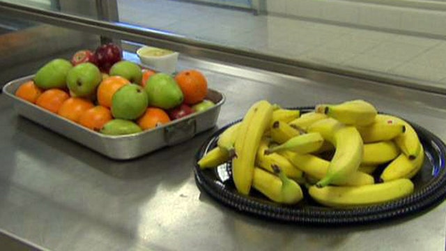 Paying kids to eat healthier?