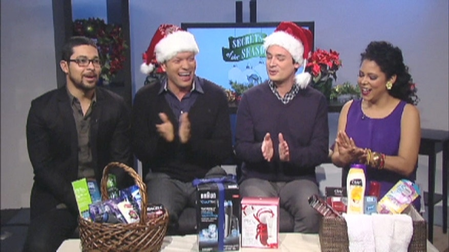 Find out what Actor Wilmer Valderrama and Evette Rios plan to do for the holidays and great gift ideas.