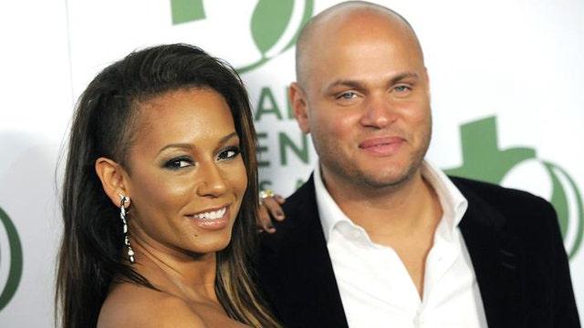 Belafonte slams Mel B split claims