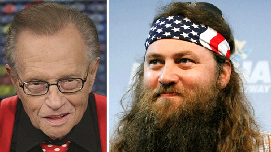 'Duck Dynasty' star defends Robertson family values